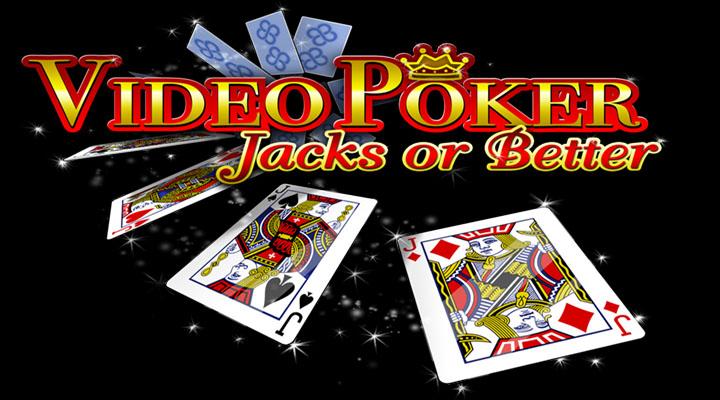 Vidéo poker gratuit ou en argent réel