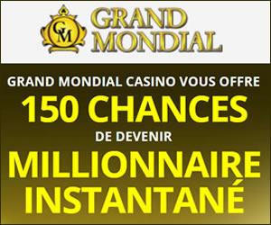 Grand Mondial casino en ligne au Québec