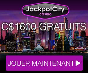 Jackpot City au Québec