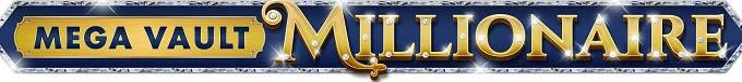 Mega Vault Millionaire logo
