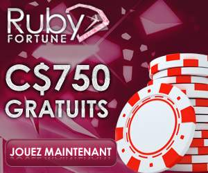 Ruby Fortune sur PC et mobile