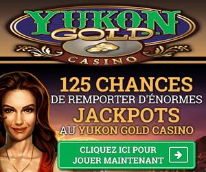 Yukon Gold - Meilleur casino en ligne pour les Canadiens