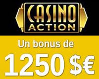 Casino Action 1250 Bonus