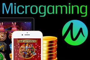 Microgaming casino liste et slots