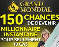 Grand Mondial 150 tours