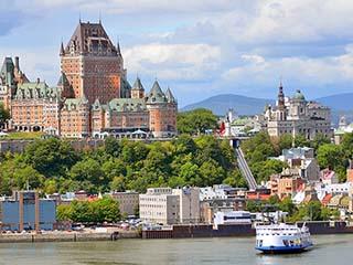 La province du Québec et Montréal