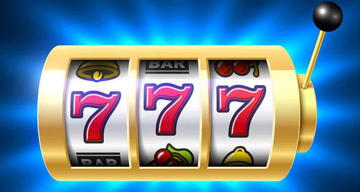 Machines à sous à 3 rouleaux au casino