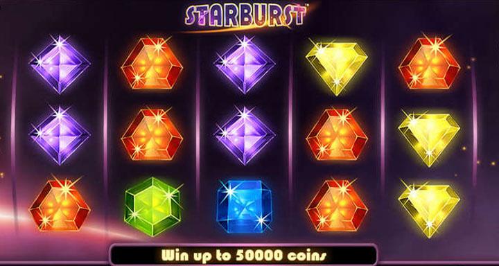 Starburst et tours gratuits au casino