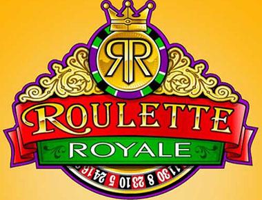 Logo de Roulette Royale à jackpot