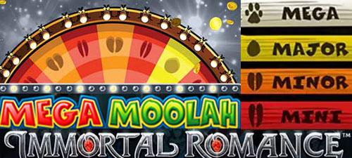 12ème jeu de la série des machines à sous Mega Moolah 2021