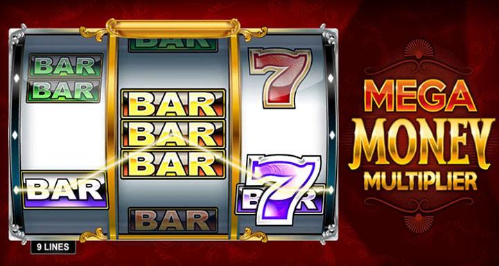 Machine à sous Mega Money Multiplier