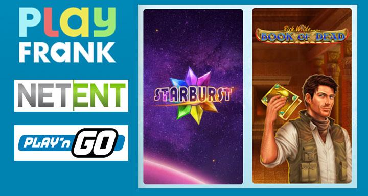 Avis sur PlayFrank casino au Canada