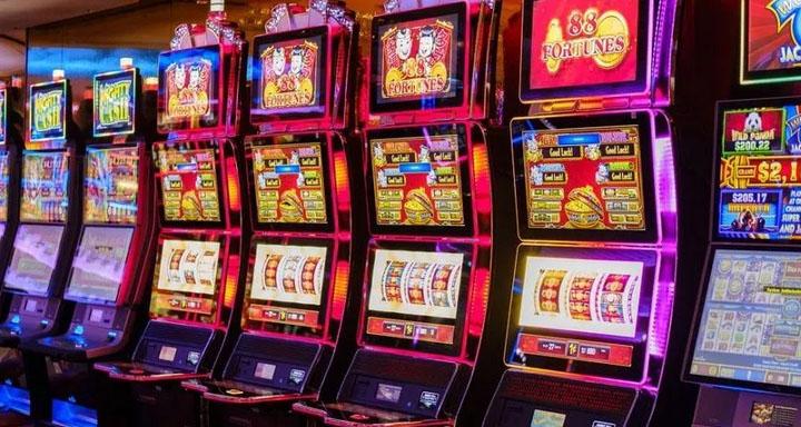 Casino tours gratuits et machines à sous