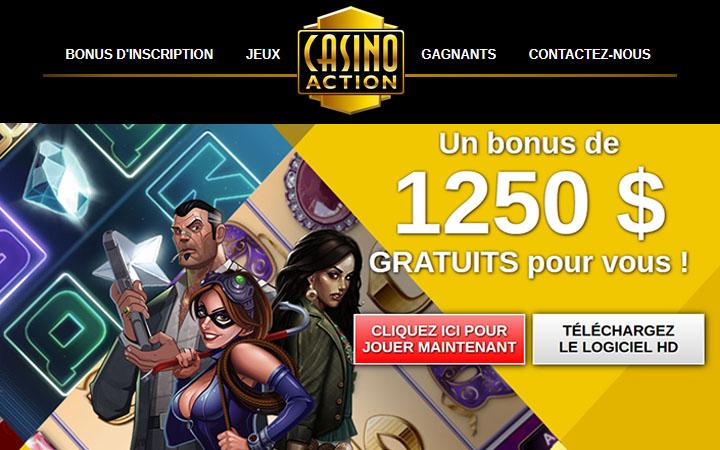 Casino Action du Groupe Casino Rewards