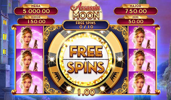 Tours gratuits qui font gagner les jackpots