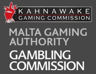 Commissions des jeux légaux de casino
